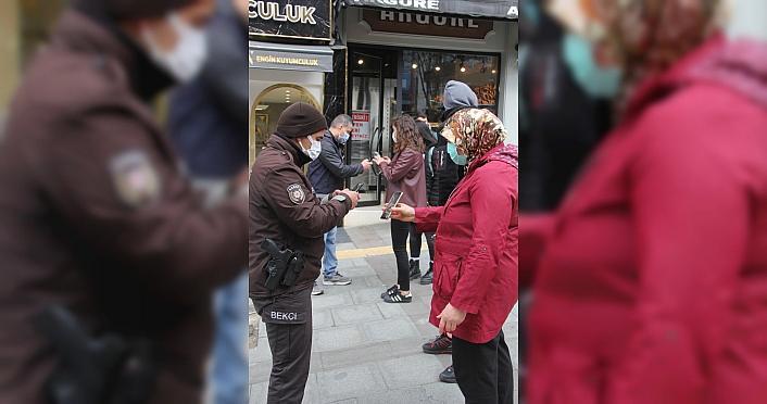 Giresun'da karantina kurallarına uymayan 9 kişi yurtta kalıyor