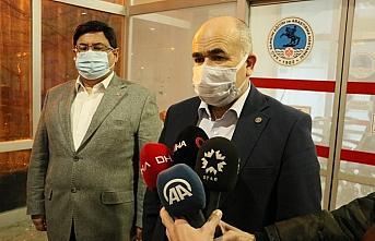 GÜNCELLEME - 1 Samsun'da eski eşi tarafından darbedilen kadın tedavi altına alındı
