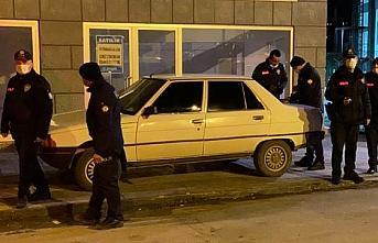 GÜNCELLEME - Samsun'da trafikte yol verme kavgası:...