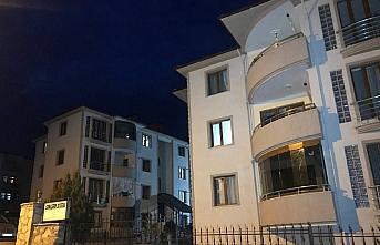 Karabük'te bir site Kovid-19 tedbirleri kapsamında karantinaya alındı