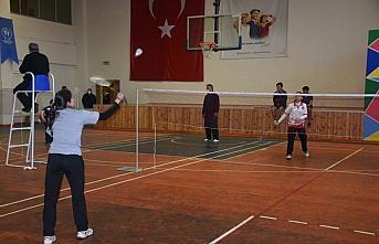 Karabük'te kuruluş yıl dönümüne ilişkin spor...