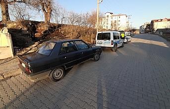 Karabük'te polisin