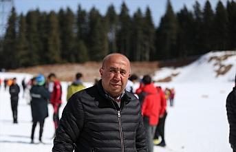 Kayakta hedef, EYOF ve 2022 Kış Olimpiyatları'nda iyi dereceler almak