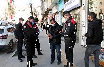 Kovid-19 vakalarının arttığı Amasya, Sinop ve...