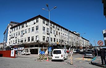 Rize, kentsel dönüşümle kent mimarisine uygun...