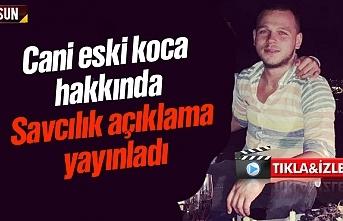 Samsun Canik ilçesinde boşandığı eşini döven cani koca hakkında savcılık açıklama yayınladı