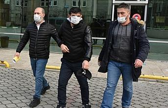 Samsun'da 750 kilogram bakır kablo çaldığı öne sürülen 3 kardeş tutuklandı
