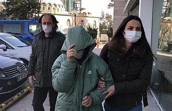 Samsun'da sağlık çalışanını darbettiği iddiasıyla gözaltına alınan zanlı adliyede