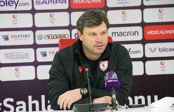 Samsunspor-Adana Demirspor maçının ardından