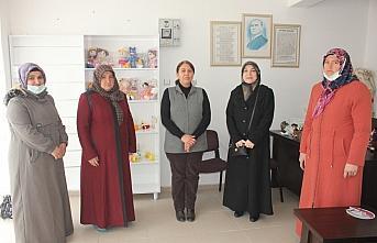 Suluova'da kadın kooperatifi kuruldu