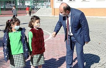 Taşova İlçe Milli Eğitim Müdürü Tümer okul...