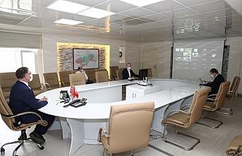 Tokat Valisi Ozan Balcı Dünya Su Günü dolayısıyla düzenlenen panele katıldı
