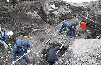 Trabzon'da otopark projesinin çalışmalarında tarihi...