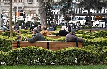Trabzon'da rahatsızlığına rağmen izole olmayan...