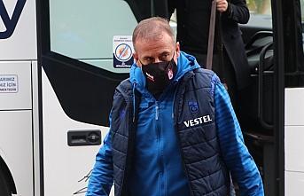 Trabzonspor, Kasımpaşa maçı için İstanbul'a gitti