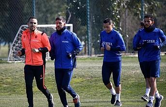 Trabzonspor, Kasımpaşa maçının hazırlıklarına...