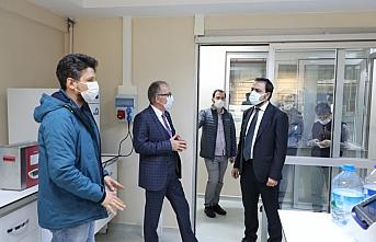 TÜSEB Başkanı Akdoğan, Bartın Üniversitesi Rektörü...