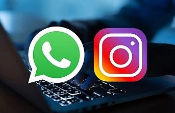 Whatsapp ve İnstagram neden açılmıyor mesaj gitmiyor...