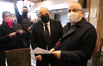 Zonguldak Valiliği ekmek fiyatına zammı yargıya...