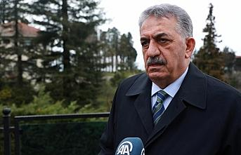 AK Parti Siyasi ve Hukuki İşler Başkanı Hayati Yazıcı, yeni anayasa çalışmalarını değerlendirdi: