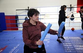 Avrupa şampiyonu boksör Ece Asude Ediz'in yeni hedefi dünya şampiyonluğu: