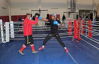 Azerbaycan Boks Milli Takımı, Türkiye ile olimpiyat finalinde karşılaşmak istiyor
