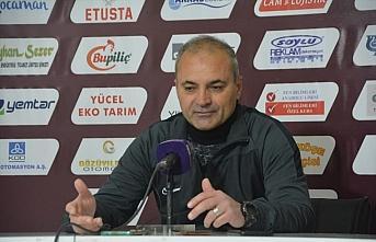 Bandırmaspor-Boluspor maçının ardından