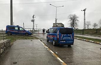 Bartın'da bir köy Kovid-19 nedeniyle karantinaya...