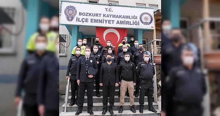 Bozkurt'ta Polis Teşkilatının 176'ncı yılı kutlandı