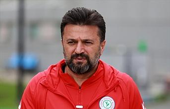Çaykur Rizespor Teknik Direktörü Bülent Uygun'dan Trabzonspor maçı yorumu:
