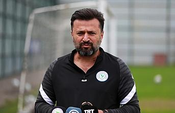 Çaykur Rizespor Teknik Direktörü Uygun: