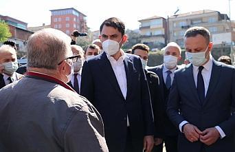 Çevre ve Şehircilik Bakanı Murat Kurum, Zonguldak'ta konuştu: