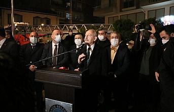 CHP Genel Başkanı Kılıçdaroğlu, Sinop'ta vatandaşlara seslendi: