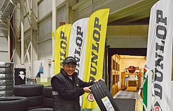 Dunlop, sessiz yaz lastiğini tüketiciye sundu