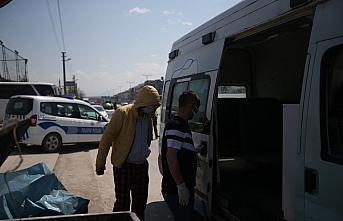 Düzce ve Kocaeli'de karantina ihlali yapan 2 kişi yurda yerleştirildi