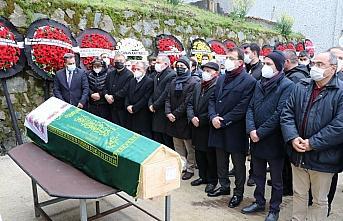 Ekrem İmamoğlu'nun kayınvalidesi Hava Kaya, Trabzon'da...