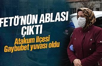 FETÖ Bölge Ablası, Atakum'da gaybubet evinde yakalandı
