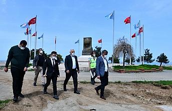 Ganita-Faroz Sahil Bandı Düzenlemesi Kentsel Tasarım...