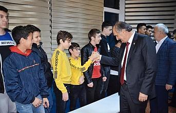 Giresun'a 18 yılda gençlik ve spor alanında 1 milyar liralık yatırım yapıldı