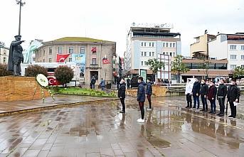Giresunspor, 54. kuruluş yıl dönümünü kutladı