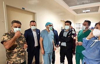 GÜNCELLEME - Ordu'da doktoru darbettiği ileri sürülen hasta yakını gözaltına alındı