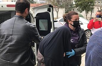 Samsun'da 2 akrabasını silahla yaralama olayında tutuklama çıktı