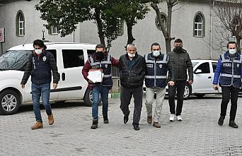 Samsun'da silahlı kavgada 2 kişiyi öldüren şüpheli tutuklandı