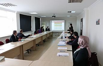 Havza'da kadına yönelik şiddetle mücadele koordinasyon, izleme ve değerlendirme toplantısı