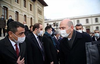 İçişleri Bakanı Soylu, Kastamonu'da Güvenlik...