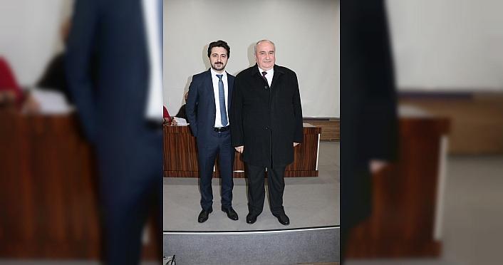 Karabük Baro Başkanlığına Emrah Köklü seçildi
