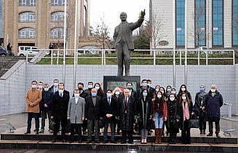 Karabük'te 5 Nisan Avukatlar Günü törenle kutlandı