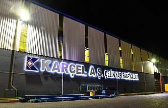KARÇEL, Irak'ta kurulacak fabrika binasının çelik konstrüksiyon imalatı ve montajı için anlaşma imzaladı