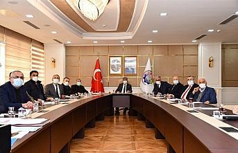KARÇEV seçimli olağan meclis toplantısı yapıldı
