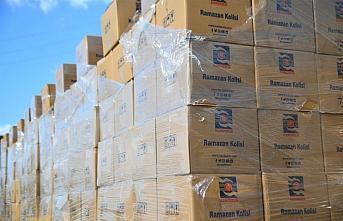 KARDEMİR ramazanda ihtiyaç sahiplerine ulaştırılmak üzere gıda kolisi yardımında bulundu